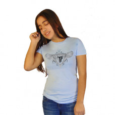 T SHIRT ΠΑΙΔΙΚΟ TAKE POSITION, LOGO SILVER WINGS, 7 ΧΡΩΜΑΤΑ, 801-0001