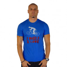 T-SHIRT ΑΝΔΡΙΚΟ 150GR, TAKEPOSITION, BIKE LOVE 14 ΧΡΩΜΑΤΑ, 307-5501