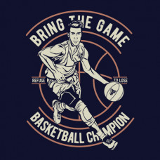 T-SHIRT ΠΑΙΔΙΚΟ, TAKEPOSITION, BRING THE GAME, 13 ΧΡΩΜΑΤΑ, 801-5509