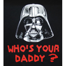 T-SHIRT ΓΥΝΑΙΚΕΙΟ TAKEPOSITION, WHO'S YOUR DADDY, 2 ΧΡΩΜΑΤΑ, 504-7007