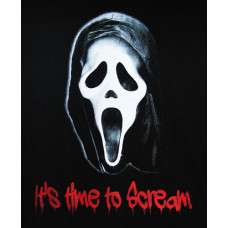 T-SHIRT ΓΥΝΑΙΚΕΙΟ TAKEPOSITION, IT'S TIME TO SCREAM, 2 ΧΡΩΜΑΤΑ, 504-8002