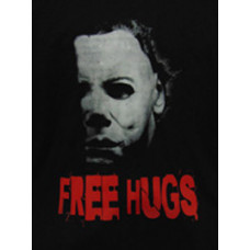 T-shirt reglon Takeposition Free Hugs, 321-8003